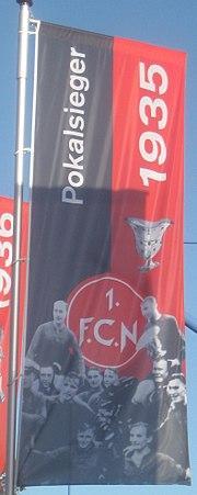 FCN Fahne 6 zugeschnitten
