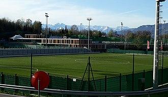 F.C. Südtirol - The FCS Center in Eppan, near Bolzano.