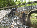 FEMA - 34304 - Geosynthetic material used in a bridge New Hampshire.jpg