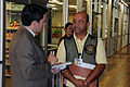 FEMA - 42127 - State Public Information Officer at Disaster Recovery Center.jpg