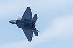 FF171 F-22A overhead approach for R-W05R(2). (8752921662).jpg