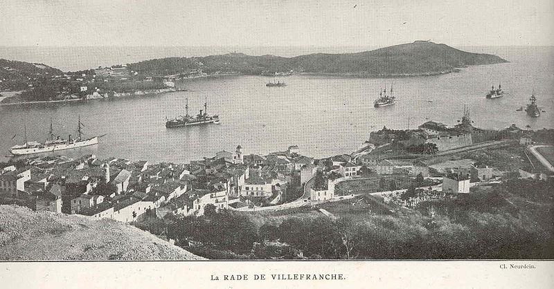 File:FMIB 37462 Rade de Villefranche.jpeg