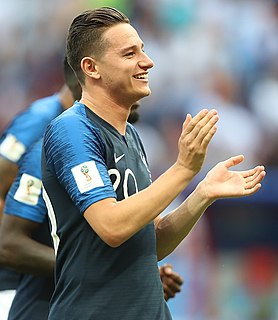 Florian Thauvin French professional footballer