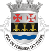 Coat of arms of Ferreira do Zêzere