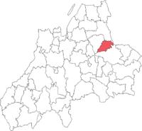 Eksjö by i Jönköpings amt