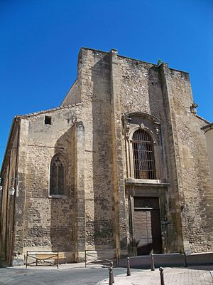 Roman Catholic Diocese of Cavaillon - Cavaillon Cathedral