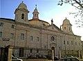 Fachada principal del Convento de los Agustinos Filipinos, Valladolid. Obra de Ventura Rodríguez.JPG