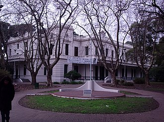 National University of La Plata - The School of Engineering (NU of LP)