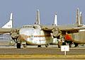Fairchild C-82A N53228 Film LGB 17.10.70.jpg