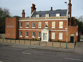 London Borough of Havering - Fairkytes Arts Centre in Hornchurch is operated by Havering Council.