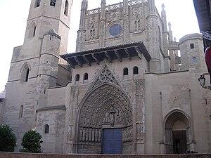 Huesca - Cathedral of Huesca.