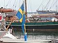 Falken Naval Ensign Lennusadam Tallinn 16 May 2014.JPG