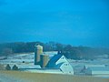 Farm with Two Silos - panoramio (53).jpg