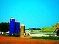 Farm with two Harvestore® Silos - panoramio.jpg
