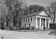 Farmers' Hall, Pendleton, South Carolina