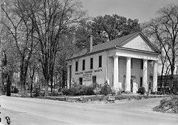 Farmers' Hall, Pendleton, South Carolina