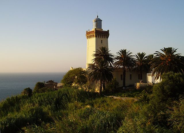 Cap Spartel Lighthouse Morocco