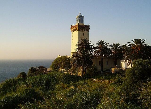 Cap Spartel Lighthouse Morocco