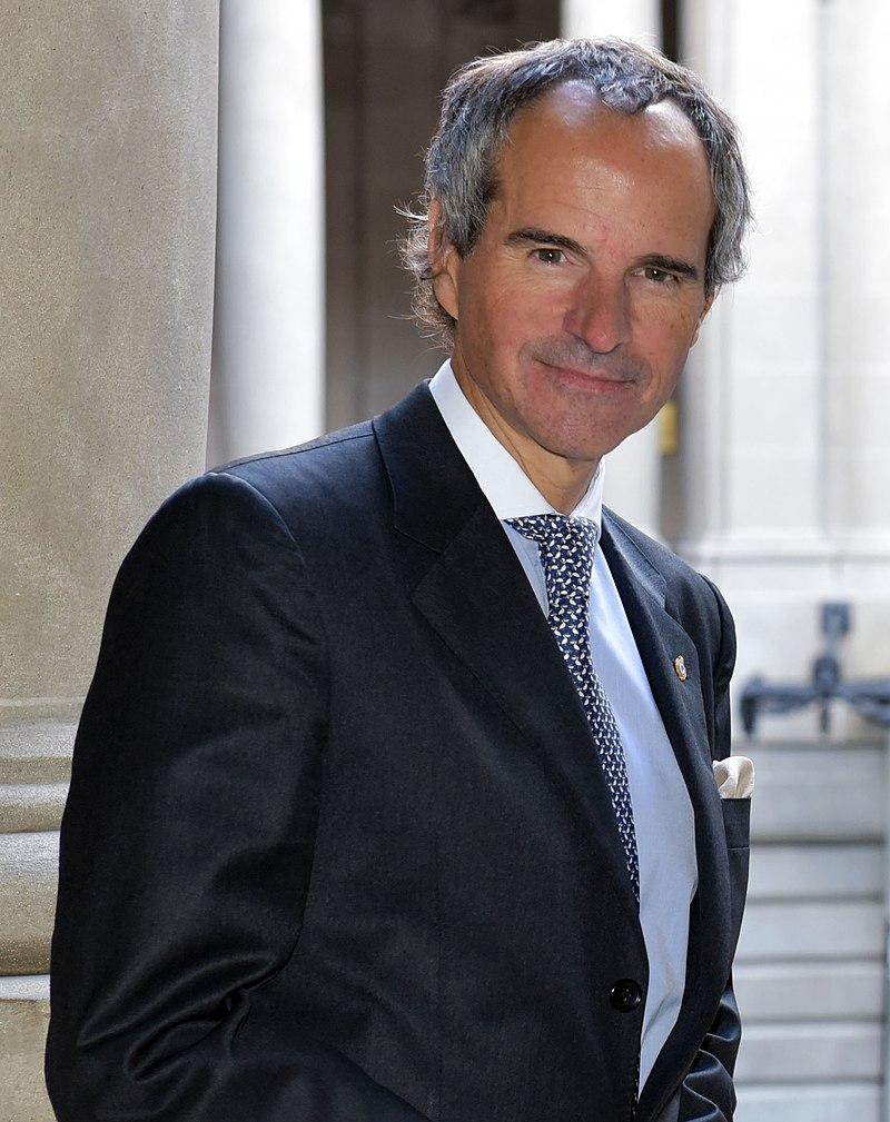 Faurie presentará al candidato argentino para liderar el mayor organismo mundial en materia nuclear (48414063701) (cropped).jpg