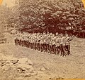 Fenian Raid, May 1870--Canadian Volunteers Guarding the Line near Richard's Farm (HD).jpg