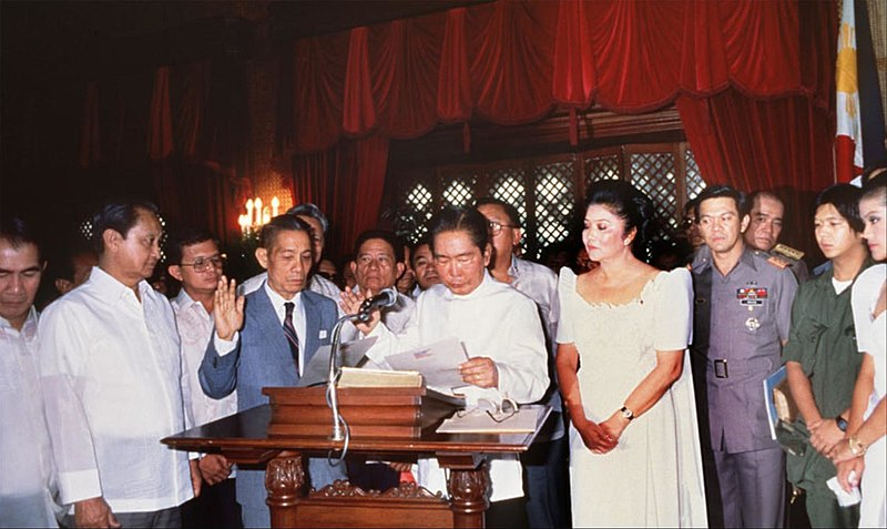 File:Ferdinand Marcos 1986 inauguration.jpg