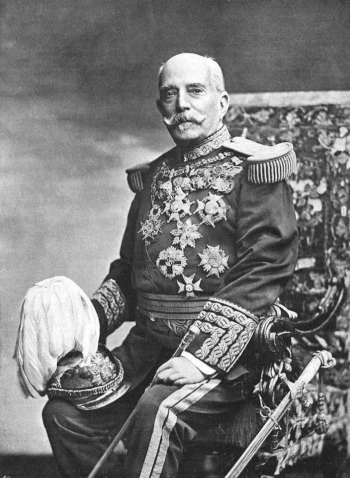 Fernando Primo de Rivera y Sobremonte, de Kaulak