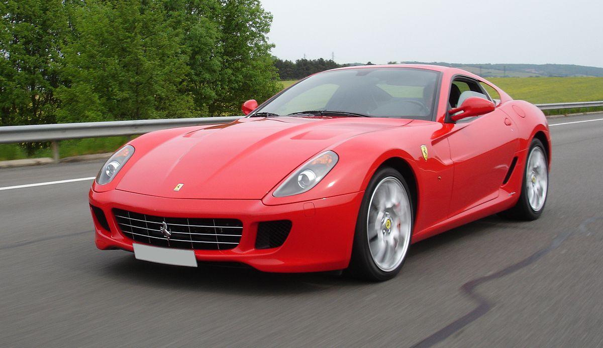 2008 Corvette For Sale >> Ferrari 599 - Wikipedia