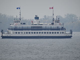 William Inglis (ferry) Toronto Island ferry