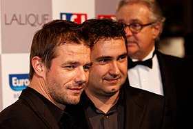Festival automobile international 2012 - Photocall - Sébastien Loeb - Daniel Elena - 002.jpg