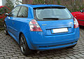 Fiat Stilo Abarth 20090328 rear.JPG