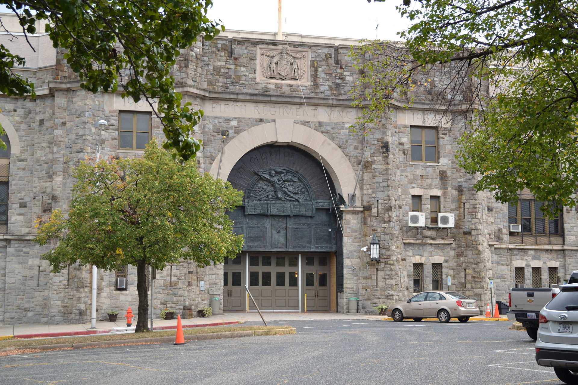 Fifth Regiment Armory Wikipedia