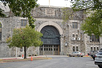 Fifth Regiment Armory - Image: Fifth Regiment Armory 1