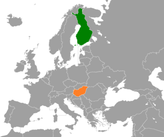 Finland–Hungary relations