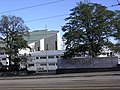 Finlandia Talo - The Finlandia Hall by Alvar Aalto (1971) - panoramio.jpg
