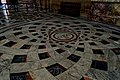 Firenze - Florence - Cattedrale Santa Maria del Fiore - View on one of the 3D Floor Patterns in Multi-Coloured Marble in the Southern Side-Nave III.jpg