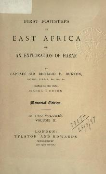 First Footsteps in East Africa, 1894 - Volume 2.djvu
