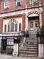 First German Methodist Episcopal Church entrance.jpg