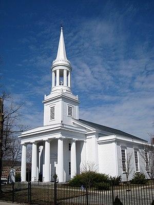 First Parish Church (Waltham, Massachusetts) - First Parish Church