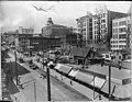 First and Spring, Seattle, ca 1915 (MOHAI 1901).jpg