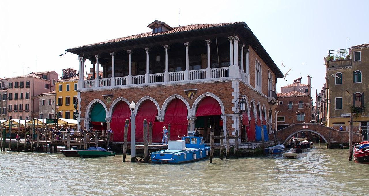 FileFish Market Grand Canal Venice 7235301290