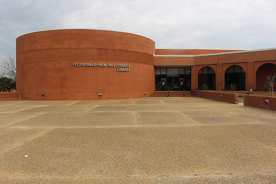 Fitzgerald-Ben Hill County Library