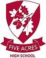 Five Acres High School Logo.jpg