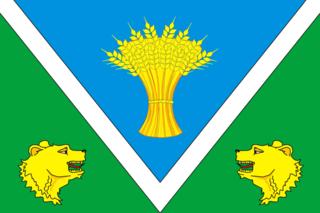 Флаг Асовского сельского поселения