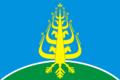 Flag of Bappagaynsky (Yakutia).png