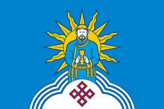 Barun-Khemchiksky District District in Tuva Republic, Russia