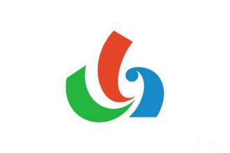 Sanmu - Image: Flag of Sanmu Chiba