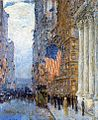 Flags on the Waldorf, 1916 Childe Hassam.jpg