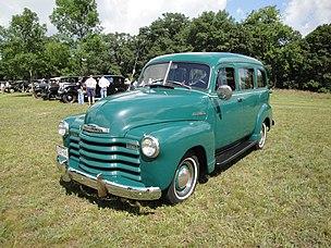 Chevrolet Suburban – Wikipédia, a enciclopédia livre