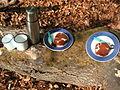 Flickr - cyclonebill - Kaffe og kartoffelkage.jpg