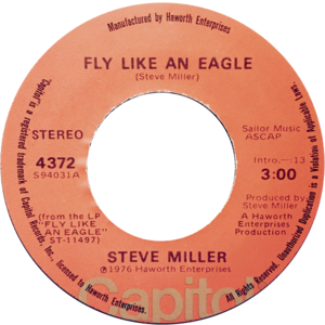 Fly Like an Eagle (song)